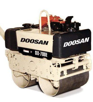 Compactador DX700