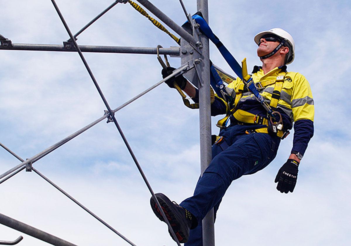 trabajo de alto riesgo alturas