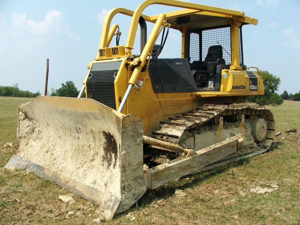 Bulldozer Komatsu D61 PX22