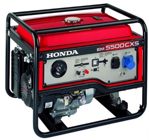 Honda EM5500CXS